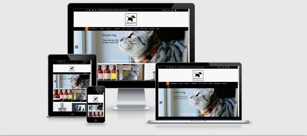 Wordpress design from StayPress in Brighton